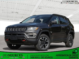 2021 Jeep Compass TRAILHAWK 4X4 SUV