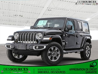 2021 Jeep Wrangler SAHARA UNLIMITED 4X4 SUV
