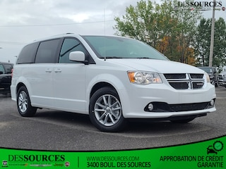 2020 Dodge Grand Caravan PREMIUM PLUS 2WD Van