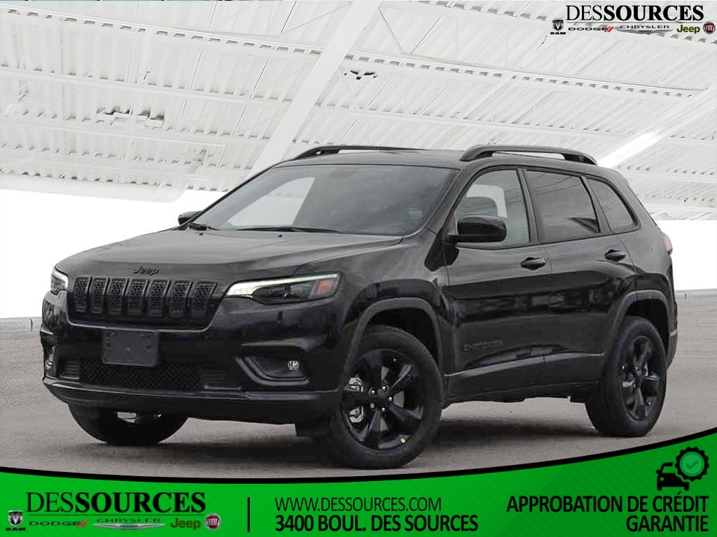 2019 Jeep Cherokee NORTH 4X4 SUV