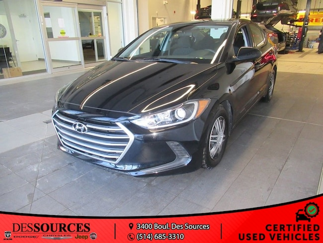 2017 Hyundai Elantra SE like new Berline