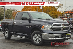 2015 Ram 1500 SLT | ONE OWNER | BRAND NEW BRAKES | Quad Cab