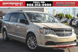 2013 Dodge Grand Caravan SXT PLUS | DVD | BLUETOOTH |  FULL STOW 'N' GO