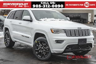 2020 Jeep Grand Cherokee ALTITUDE | PROTECH GRP | SUNROOF | TRAILER TOW IV  SUV