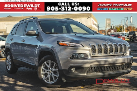 2018 Jeep Cherokee NORTH | 8.4in DISPLAY | BACKUP CAMERA | SUV