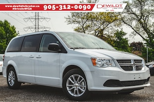 2019 Dodge Grand Caravan SXT PLUS | BLUETOOTH | CLIMATE GROUP | FULL STOW 'N' GO