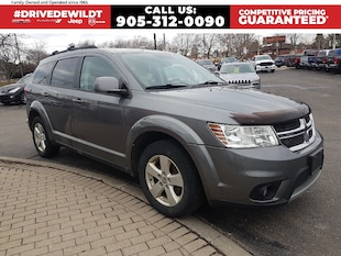 2012 Dodge Journey SXT | ONE OWNER | BOUGHT AND SERVICED HERE | SUV