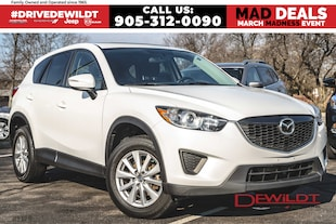 2015 Mazda CX-5 GX | TWO SETS OF TIRES | SUNROOF |  SUV