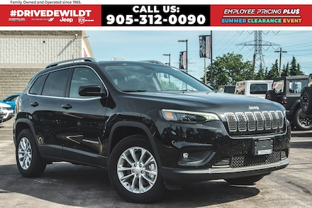 2019 Jeep Cherokee NORTH 4X4 | PANO ROOF | COLD WEATHER GRP |  SUV