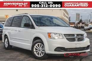 2017 Dodge Grand Caravan SXT PLUS | DVD | BACKUP CAM | BLUETOOTH | FULL STOW 'N' GO