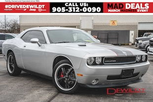 2010 Dodge Challenger SXT   BOUGHT AND SERVICED HERE   SOUND GROUP    Coupe
