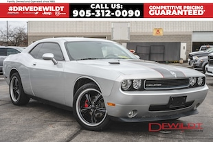 2010 Dodge Challenger SXT | BOUGHT AND SERVICED HERE | SOUND GROUP |  Coupe