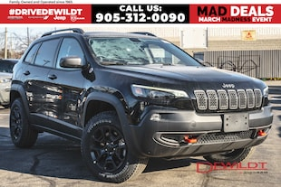 2020 Jeep Cherokee TRAILHAWK | SAFETYTEC | PANO ROOM | NAV | SUV