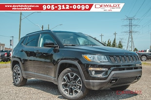 2019 Jeep Compass Upland Edition | COLD WEATHER GRP | TECH GRP SUV