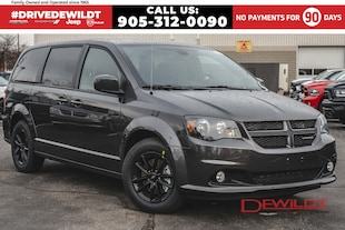 2019 Dodge Grand Caravan GT | DVD | NAV | POWER DOORS | FULL STOW 'N' GO