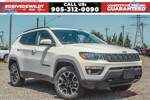 2019 Jeep Compass UPLAND EDITION | HEATED SEATS | REMOTE START | SUV