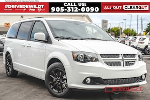 2020 Dodge Grand Caravan GT | NAV | SAFETY SPHERE | DVD | Van