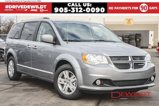 2019 Dodge Grand Caravan CREW PLUS | DVD | SECURITY GRP | DRIVER CONVENIENC FULL STOW 'N' GO