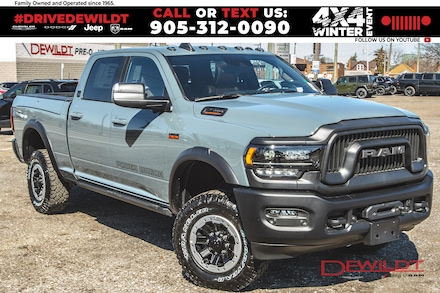 2021 Ram 2500 Power Wagon | 75th Ann | RamBox | Sunroof | 4x4 Crew Cab