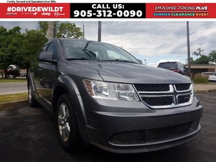 2013 Dodge Journey CVP | ONE OWNER | BOUGHT & SERVICED HERE |  SUV