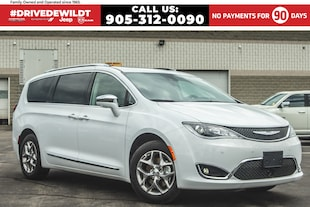 2019 Chrysler Pacifica LIMITED | SAFETY TEC | UCONNECT THEATRE FULL STOW 'N' GO