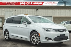 2019 Chrysler Pacifica Limited FULL STOW 'N' GO
