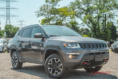 2019 Jeep Compass TRAILHAWK | PANO ROOF | LEATHER GRP | SUV