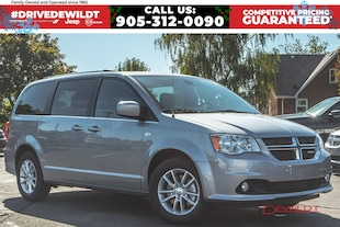 2019 Dodge Grand Caravan 35TH ANNIVERSARY EDITION | SAVE THE FREIGHT | FULL STOW 'N' GO