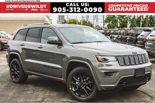 2020 Jeep Grand Cherokee ALTITUDE | SUNROOF | TRAILER TOW GRP IV | SUV
