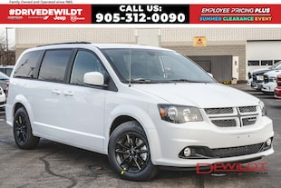 2019 Dodge Grand Caravan GT | DVD | SAFETY GRP | TOW PKG | NAV | FULL STOW 'N' GO