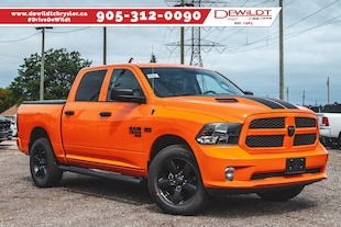 2019 Ram 1500 Classic EXPRESS | IGNITION ORANGE | FULLY ACCESSORIZED | Crew Cab