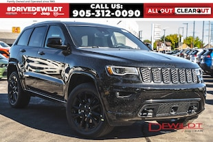 2020 Jeep Grand Cherokee ALTITUDE | FINANCE AT NEW CAR RATES UP TO 96 MO | SUV