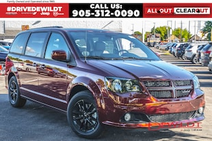 2020 Dodge Grand Caravan GT | NAV | SAFETY SPHERE | TOW PKG | Van