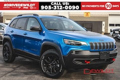 2020 Jeep Cherokee TRAILHAWK ELITE | PANO ROOF | NAV | SAFETYTEC | SUV