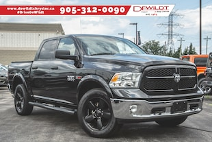 2018 Ram 1500 OUTDOORSMAN | DIESEL | REMOTE START |  Crew Cab