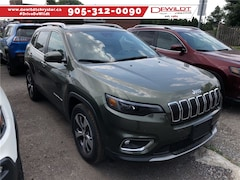 2019 Jeep Cherokee LIMITED | PANO ROOF | LEATHER | NAV SUV