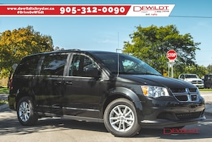 2019 Dodge Grand Caravan SXT Plus FULL STOW 'N' GO