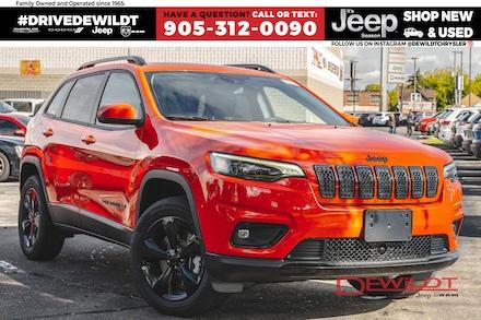 2021 Jeep Cherokee Altitude   Sun & Sound   Advanced Safety Grp   SUV