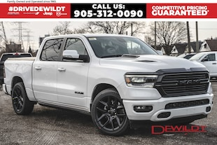 2020 Ram 1500 SPORT | PANO ROOF | AIR RIDE | Crew Cab