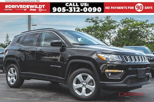 2020 Jeep Compass North   COLD WEATHER GRP   8.4 SCREEN   NAV SUV