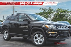 2020 Jeep Compass North | COLD WEATHER GRP | 8.4