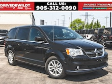 2020 Dodge Grand Caravan PREMIUM PLUS | DVD | POWER DOORS | FULL STOW 'N' GO