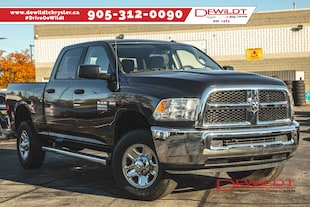 2016 Ram 2500 SLT | HEAVY DUTY | LOW KM'S | TRADE-IN | Crew Cab