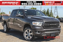2020 Ram 1500 BIG HORN NORTH EDITION | LEVEL 2 GROUP | Crew Cab