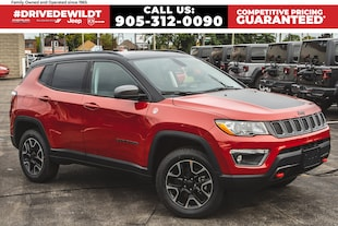 2020 Jeep Compass TRAILHAWK | PANO ROOF | LEATHER GRP | SUV