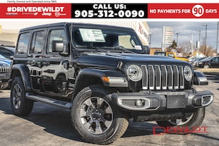 2020 Jeep Wrangler UNLIMITED SAHARA | DUAL TOP | NAV & SOUND GRP | 4 DOOR WRANGLER