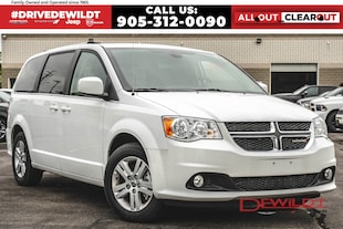 2019 Dodge Grand Caravan CREW PLUS | REMOTE START | NAV | TOW PKG | Van