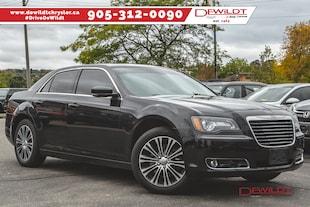 2014 Chrysler 300 S PKG | PANO ROOF | NAV | SAFETY TEC | AWD | Sedan