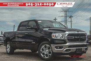 2019 Ram All-New 1500 BIG HORN | NAV | HEATED SEATS | REMOTE START |  Crew Cab