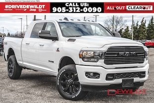 2020 Ram 2500 BIG HORN | NIGHT EDITION | LEVEL 1 GRP | Mega Cab